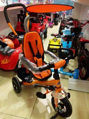 عربات اطفال جديدة بمقود تحكم