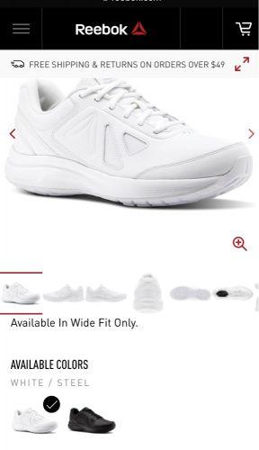 Reebok sports shoe new
