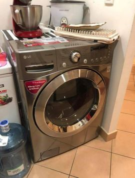 LG washer/Dryer - 17/9 Kg