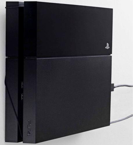 PS4 setup