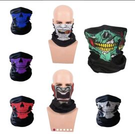 face masks.