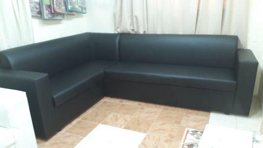 brand new Lshape sofas for seell QR 1300
