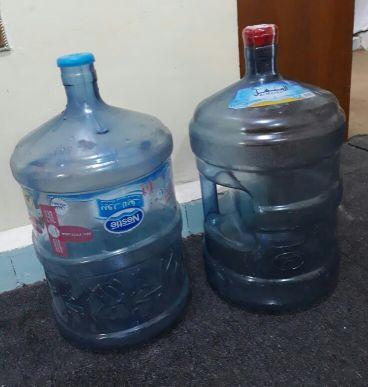 Water bottle Both