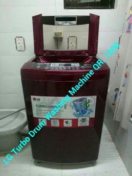 LG washing machine upto 15kg
