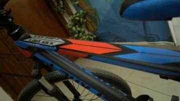 lauxjack mountain bike  good condition