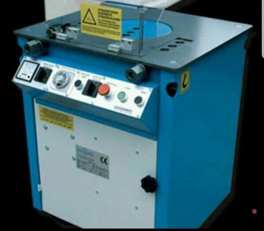 Leadermec Bar bending machine