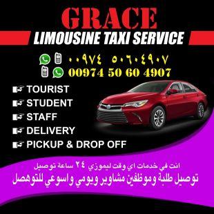 Limosine taxi service