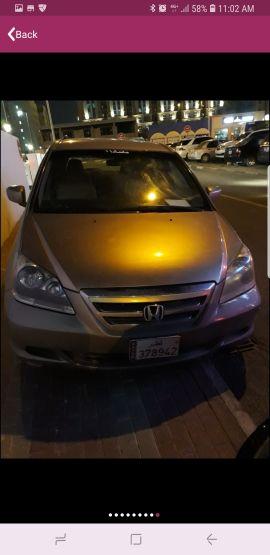 Honda Odyssey 2007 F/O