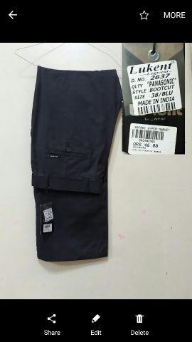 New pant