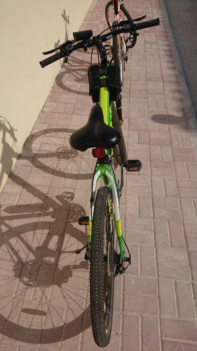 للبيع دراجه هوائيه(3000)
