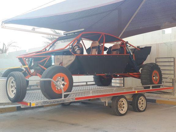 buggy lexus v8