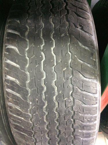 Dunlop 285/60/18-4pic