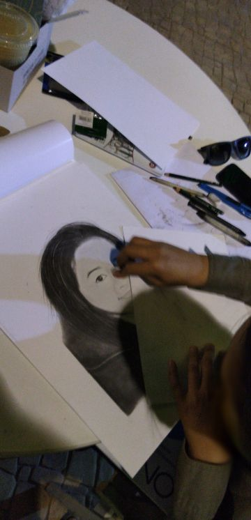 realistic pencil drawing class
