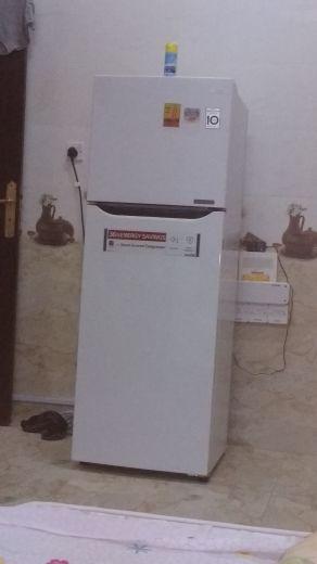 LG fridge for sale 600 Qr