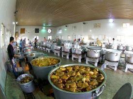 شراكة في مطبخ عربي وخدمات اغذية