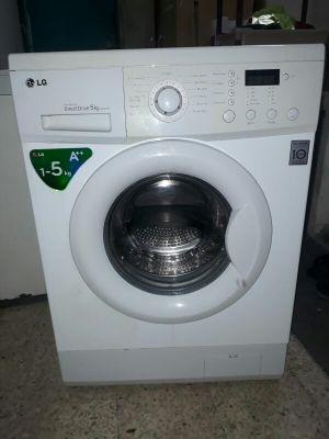 LG washing machine 5kg  very good cond