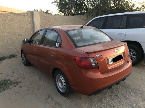 للبيع سيارة كيا ريو ٢٠١١