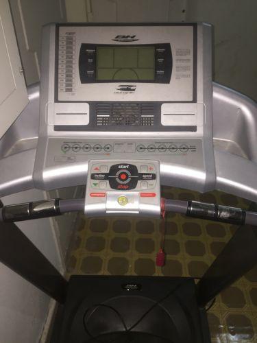 Treadmill. BH