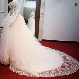 wedding gown brand new