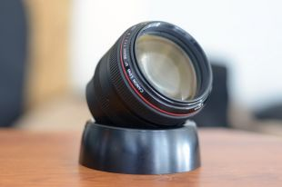 Canon 85mm 1.2 mark 2