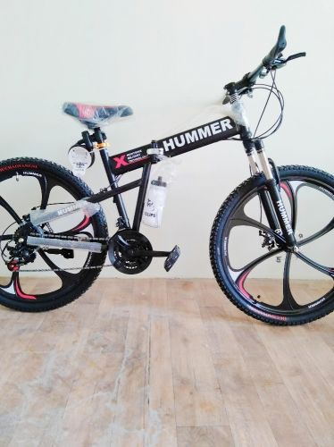 New HUMMER folding Bicycle 26